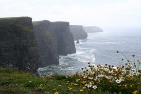 The Cliffs of Moher, western Ireland