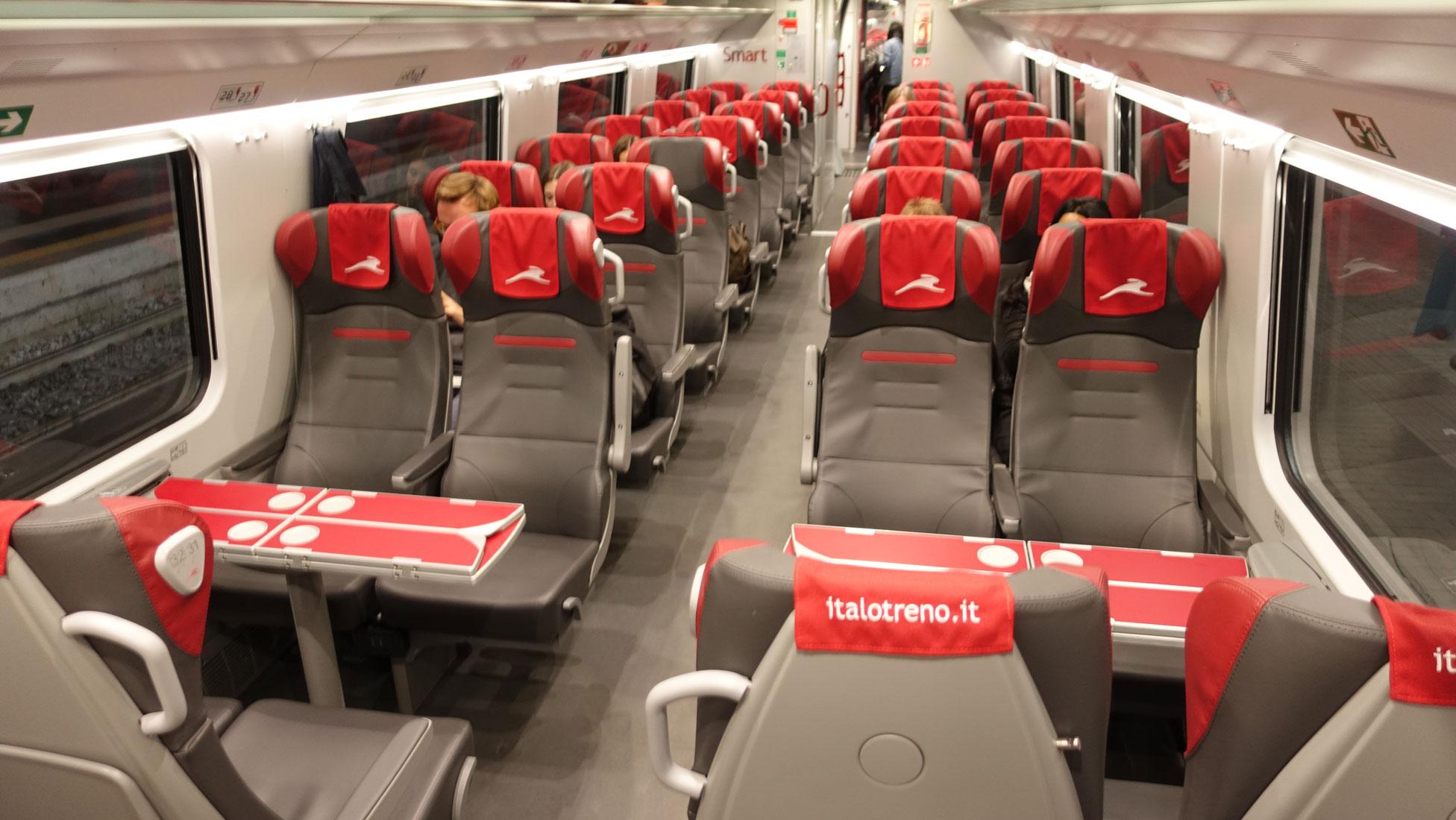 ITALO TRAINS | Italo tickets from €15