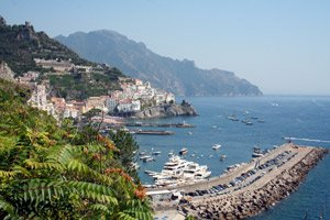 Travel Time From Florenceto Amalfi Coast