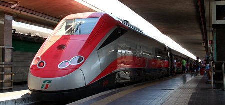 Frecciarossa power car