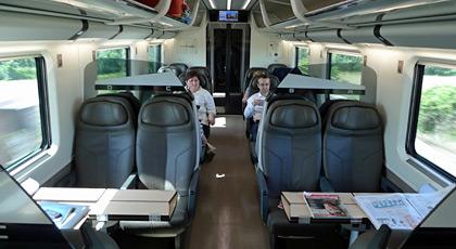 Trenitalia S Frecciarossa High Speed Train Tickets From