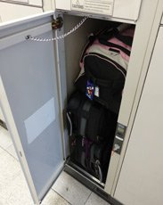 Large locker