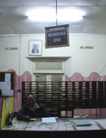 Reservations counter