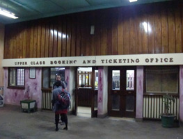 Nairobi booking office