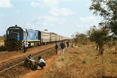 Train travel in Kenya | Trains from Nairobi to Mombasa & Kisumu