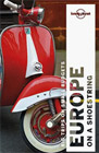 Lonely Planet Europe on a shoestring - click to buy online
