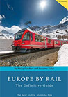 Europe by Rail - click to buy online at Amazon.  Ideal for railpass users..!