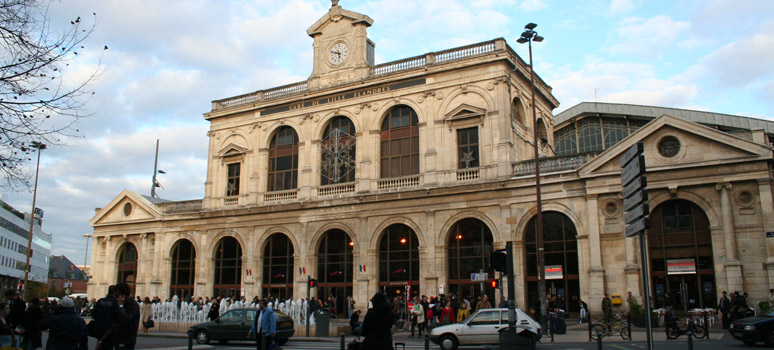 Lille Flandres station