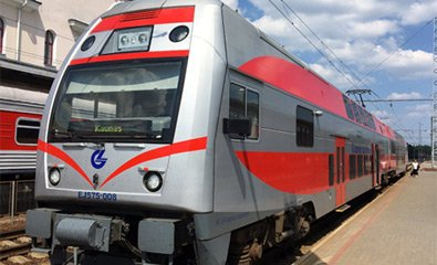 Trains & ferries from Vilnius | Times, fares, tickets