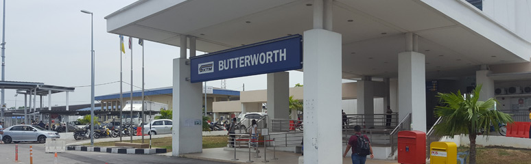 Butterworth's station