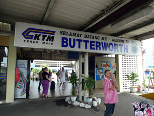 Butterworth station