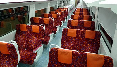 ETS Silver seating