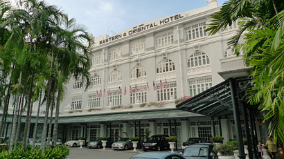 The Eastern & Oriental Hotel, Georgetown, Penang