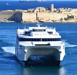 How to travel by train & ferry from London to Malta & Gozo