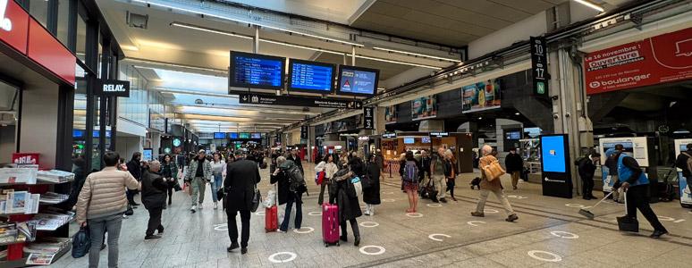 Paris Gare Montparnasses A Brief Station Guide