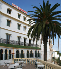 Continental Hotel, Tangier