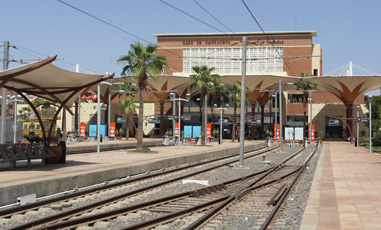 Marrakech station