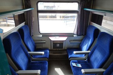 2nd class compartment