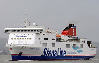 Stena Line ferry from Liverpool to Belfast