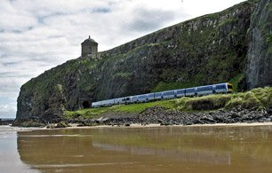 Belfast to Londonderry by train