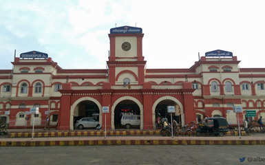 Gorakhpur station
