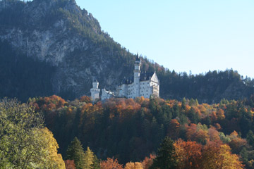 A day trip to Neuschwanstein castle