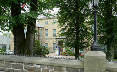Lieutenant Governor's residence, Halifax