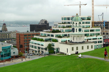View of Halifax