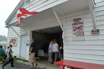 Ryers Lobster Retail, Peggys Cove Rd, Nova Scotia