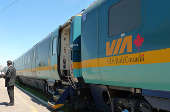 montreal to halifax by train on via rail 39 s ocean a guide. Black Bedroom Furniture Sets. Home Design Ideas
