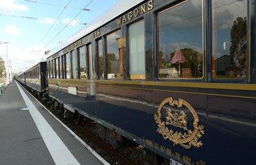 Vsoe Train Boarding At Calais