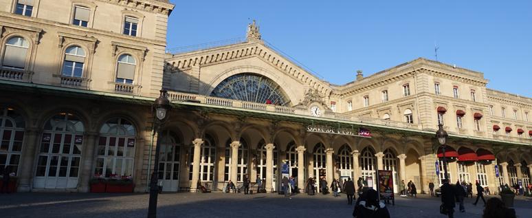 Paris gare de l 39 est a brief station guide - Bureau change gare de l est ...