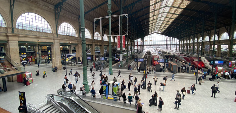Paris Gare Du Nord A Brief Station Guide