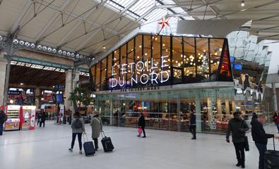 Paris Gare du Nord - a brief station guide