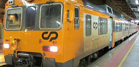 Trains From Lisbon Train Times Fares Online Tickets