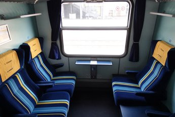 1st class compartment