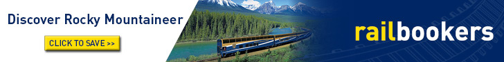 Railbookers Rocky Mountaineer bookings