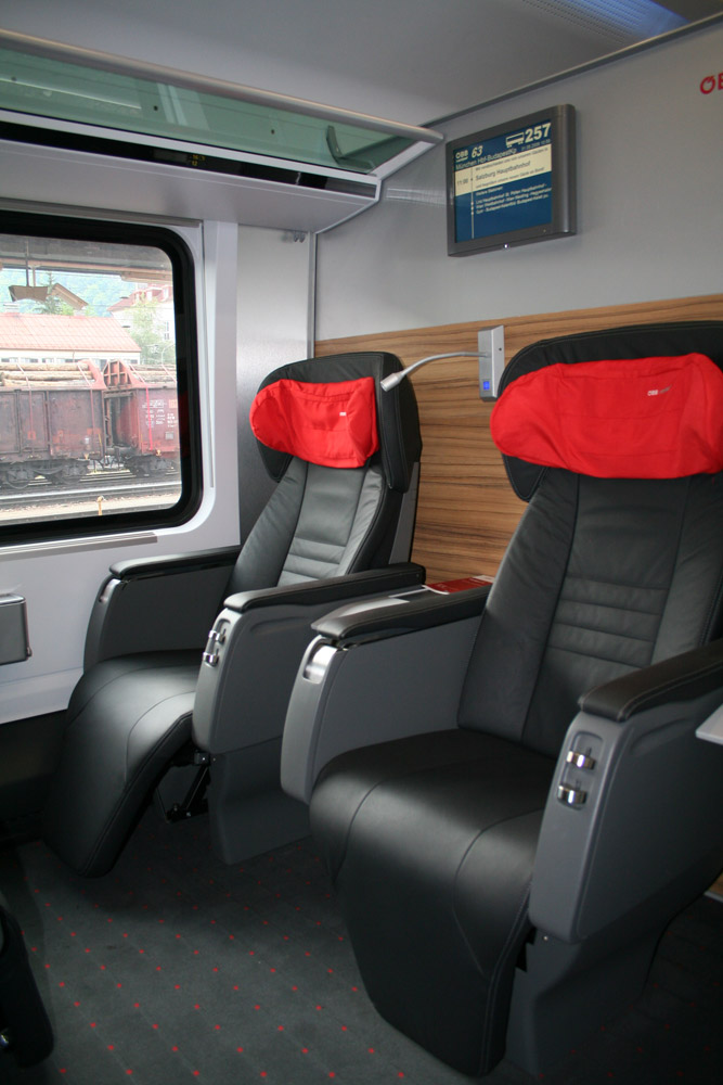 RailJet: Austria's high-speed train...