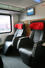 RailJet business class