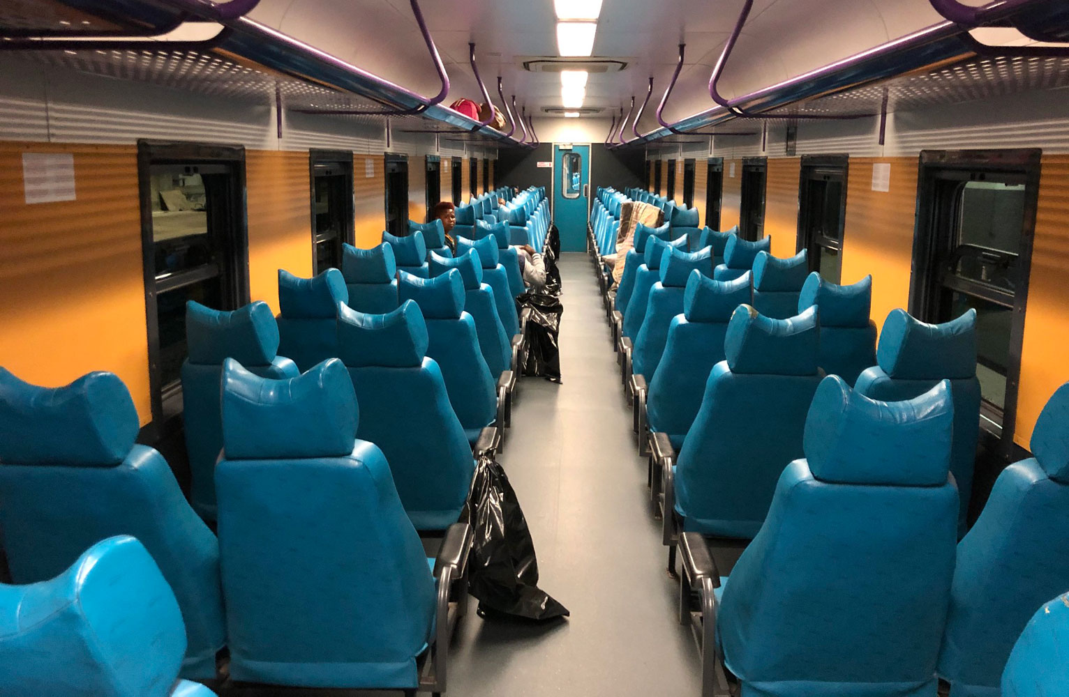Train Travel In South Africa Cape Town Johannesburg From R630 36 62 With Sleeper
