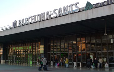 How to travel by train from London to Spain: Madrid, Barcelona