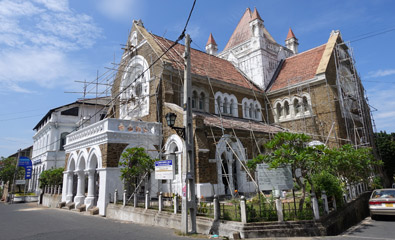 All Saints Church, Galle
