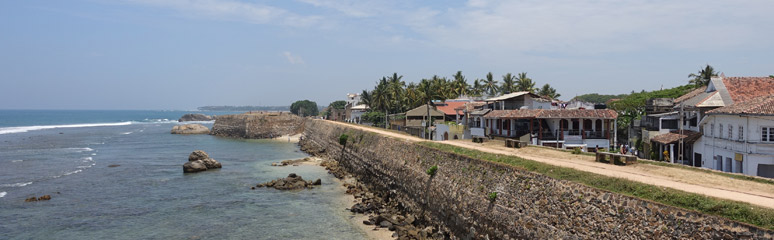 Flag Rock, Galle