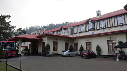 Grand Hotel at Nuwara Eliya