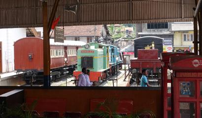 Kadugannawa railway museum