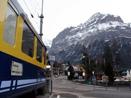 Take the train from London to Interlaken & Grindelwald, no flying necessary!