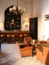 The Hotel Baron, Aleppo:  Bar