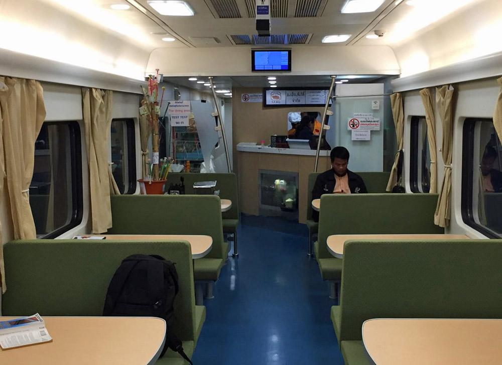 Train travel in Thailand | Train times & online tickets Bangkok to Chiang Mai, Ko Samui, Phuket, Nong Kai etc.