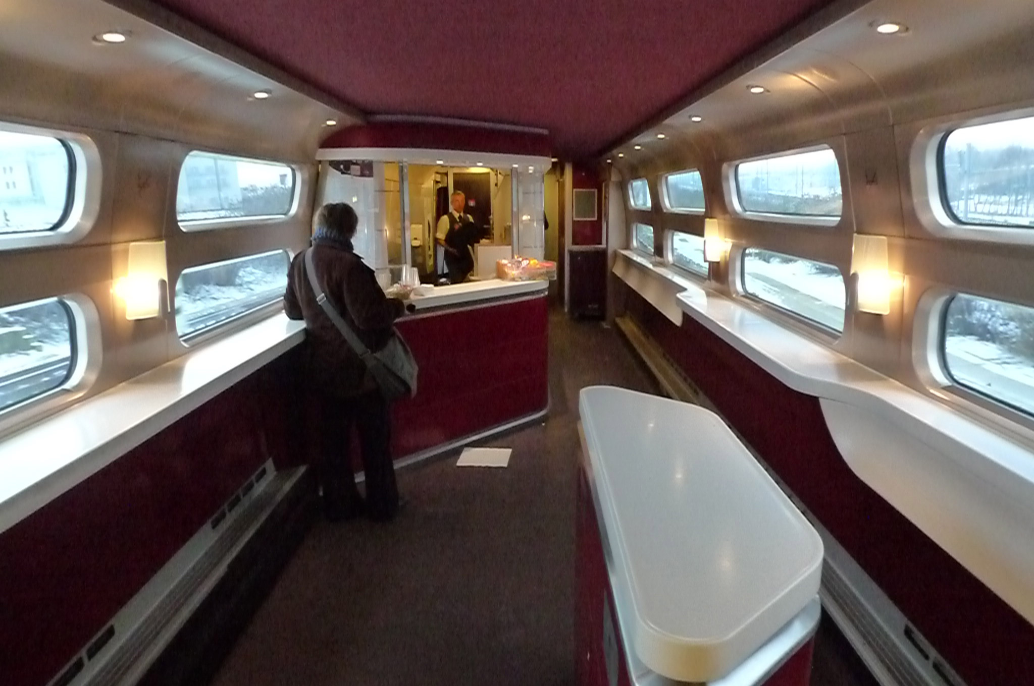 Paris To Amsterdam By Train From 35 Thalys High Speed