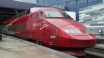 Older Thalys train